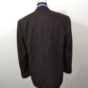 Vicci Uomo Suits & Blazers - Vicci Uomo 44R Sport Coat Blazer Suit Jacket Dark